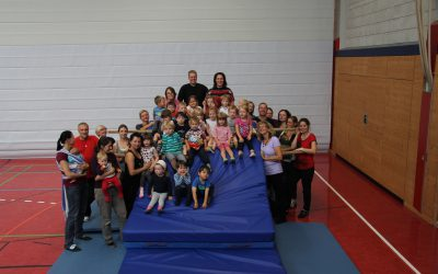 Fotos vom EKT und der Ballschule