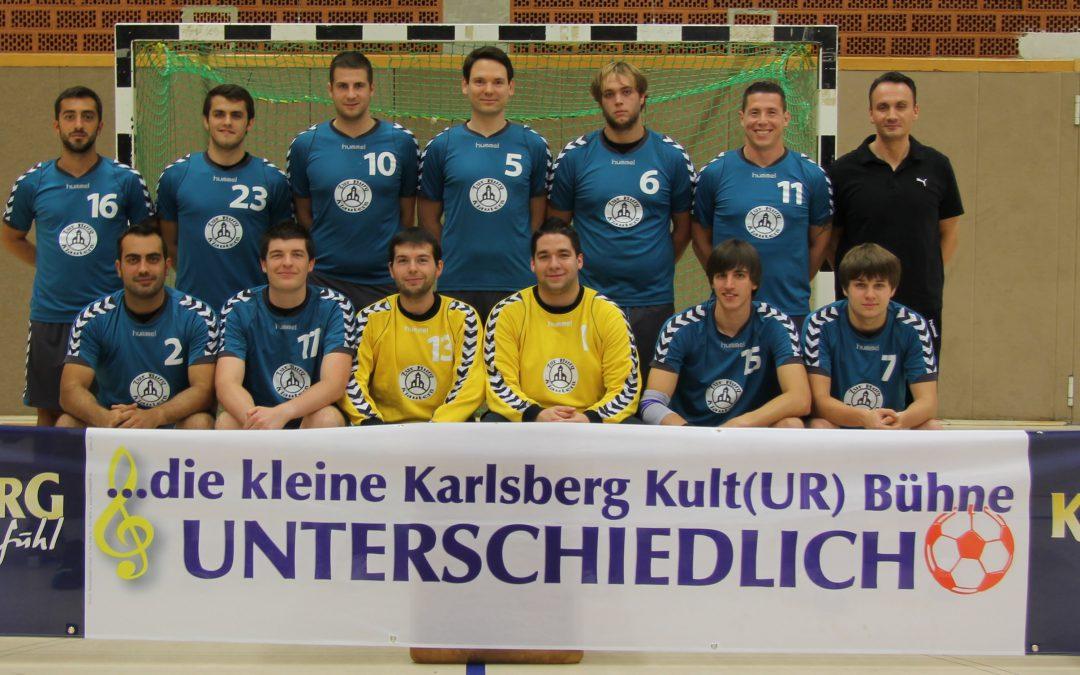 FCK-Herren weiter in der Spitzengruppe