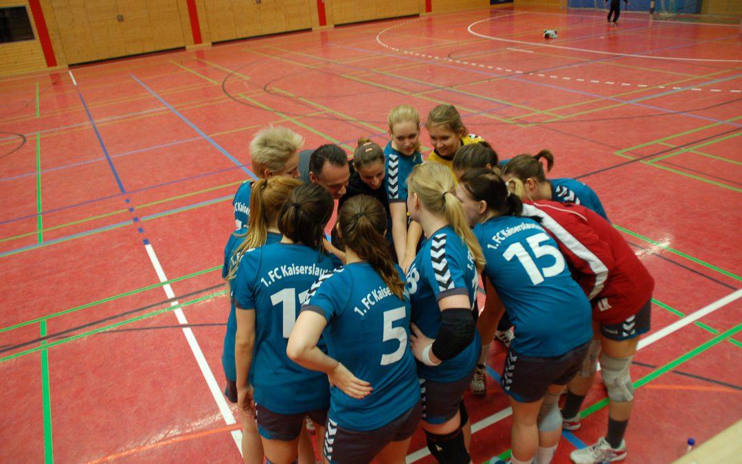 1. FC Kaiserslautern – SG Asselheim Kindenheim 28:11 (12:5)
