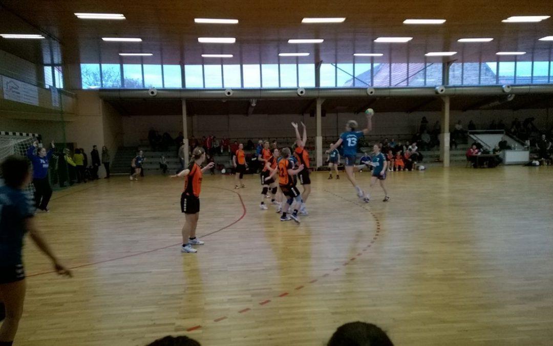 Finale: SG Assenheim/Dannstadt – 1.Damen 24:20 (9:10)