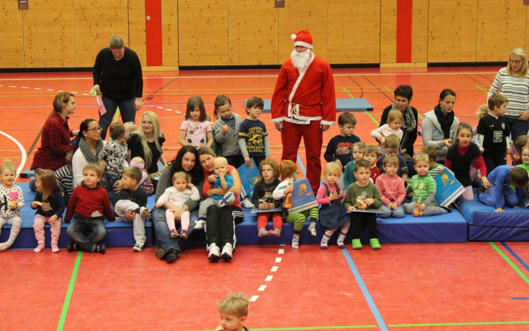 Der Nikolaus beim EKT 2014