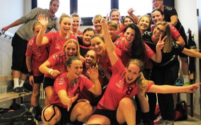 Damen starten erfolgreich in die neue Handballsaison